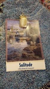 Solitude Sympathy Tapestry
