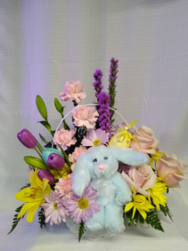 Some Bunny Loves You  8FR000062 Arrangement