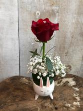 Some-Bunny Loves You Floral arrangement