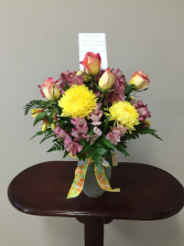 Someone Special Vase Arrangment