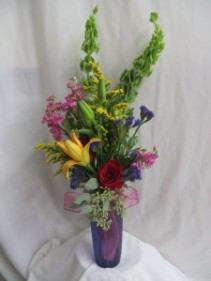 Something Special Fresh Vased Arrangement