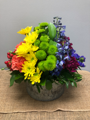 Somewhere Over The Rainbow  in Northfield, MN   JUDY'S FLORAL DESIGN STUDIO
