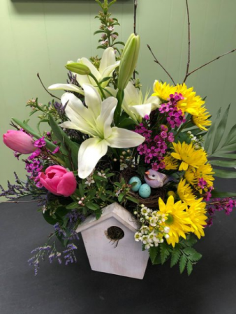 Song of Spring Fresh Arrangement