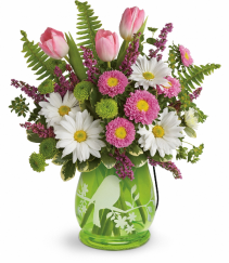 Songs of Spring Teleflora Bouquet