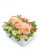 Sorbet Pave Flower Arrangement