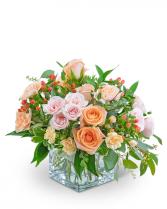 Sorbet Sparkle Flower Arrangement