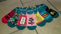 Soul to Sole Socks Apparel