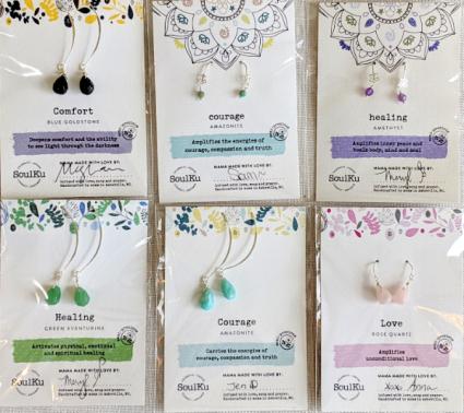SoulKu Earrings
