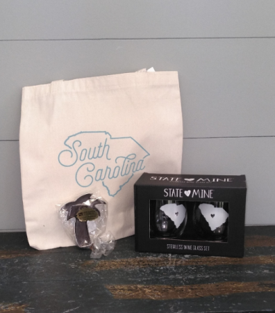 South Carolina Gift Set