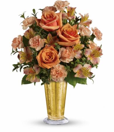 Southern Belle Bouquet All-Around Floral Arrangement