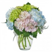 Southern Charm Fresh Flower Arrangement