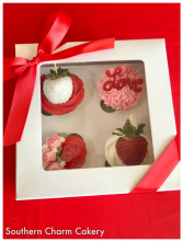Southern Charm Cupcakes Valentine's