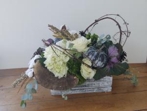 Southern Elegance Centerpiece   Arrangement  in Pensacola, FL   JUST JUDY'S FLOWERS, LOCAL ART & GIFTS