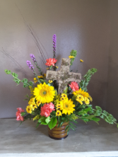 Southern sympathy Funeral flowers