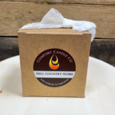 Soy-blend wax Comfort candle