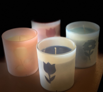 Soy Candles Manly Manly Scent