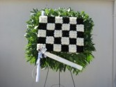 SP7 Checkered Flag