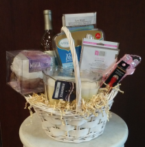 Spa basket Gift baskets
