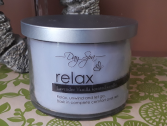Spa Candle- Relax Gift