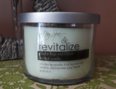 Spa Candle- Revitalize Gift
