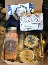 Spa Gift Box Gift Set