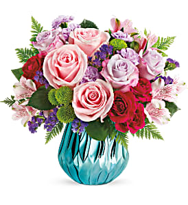 Sparkle And Bloom Bouquet Fresh