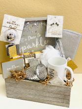 Sparkle and Shine Gift Basket