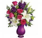 Sparkle & Shine Vase