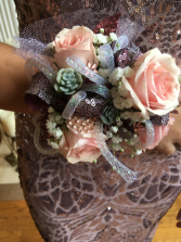 Sparkling Beauty Corsage