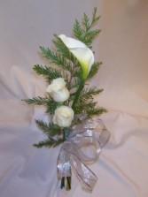 Sparkling Bridesmaid Bouquets