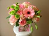 Sparkling Pinks Arrangement