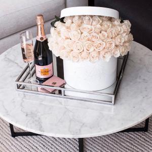 Sparkling Rose Box  in Oakville, ON | ANN'S FLOWER BOUTIQUE-Wedding & Event Florist