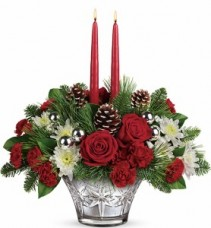 Sparkling Star Centerpiece Holiday