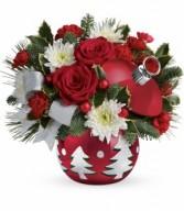 Sparkling Winter Wonderland Bouquet