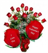 Let our Roses Speak for you Valentines Day