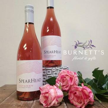 Spearhead ROSE Wine For Delivery ONLY WIne