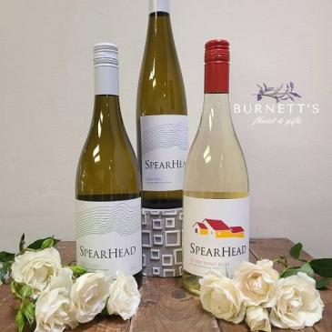 Spearhead WHITE wine For Delivery ONLY Wine