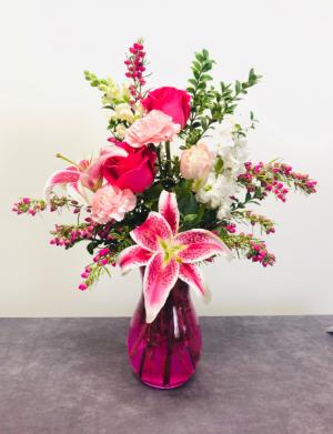 Special #1 Mother's Day Bouquet in Emporia, KS | RIVERSIDE GARDEN FLORIST