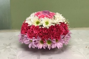 Special Cake Just For You Birthday Flowers in Winnipeg, MB | CHARLESWOOD FLORISTS