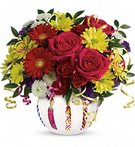 Special Celebration Floral Bouquet
