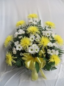 Special Memories Fresh Funeral Basket