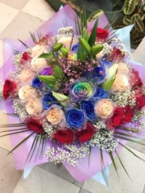 Special moment bouquet