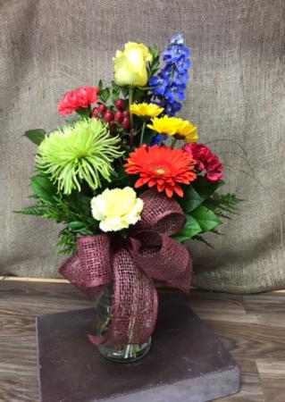 Special moments Fresh flower arrangements