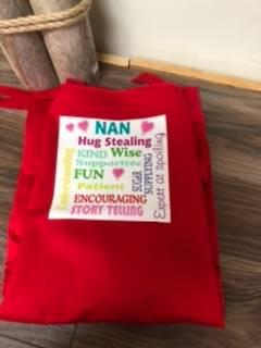 Special Nan  Apron