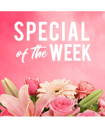 Special of the Week Floral Design