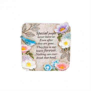 Special People Plaque