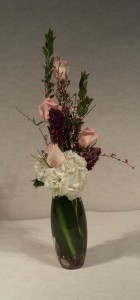 Special Thoughts  Mixed Floral Vased Arrangement in Port Huron, MI   CHRISTOPHER'S FLOWERS