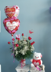 Special Valentine Package English
