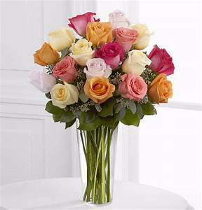 Special Valentine Rose Mix