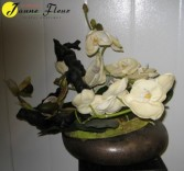 Gift-Artificial Orchid Custom Design